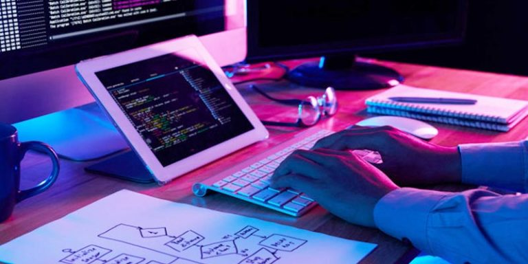 زبان های برنامه نویسی سایت