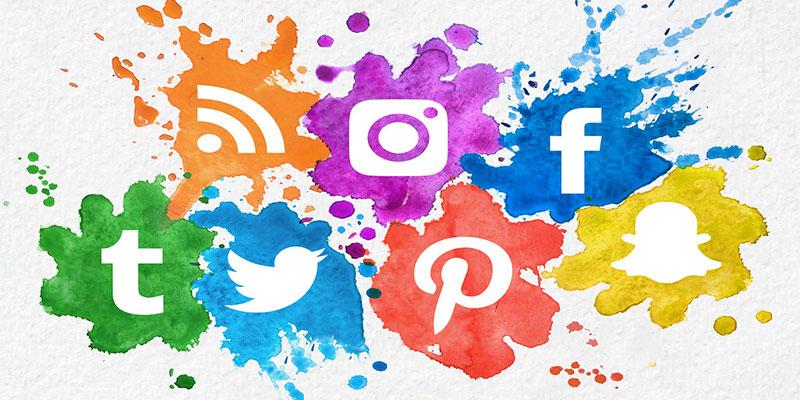 تبیلغات در شبکه های اجتماعی